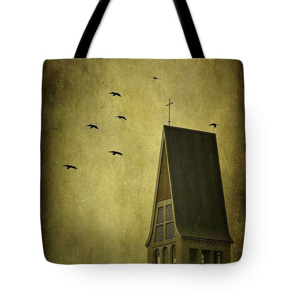 The Calling Tote Bag by Evelina Kremsdorf