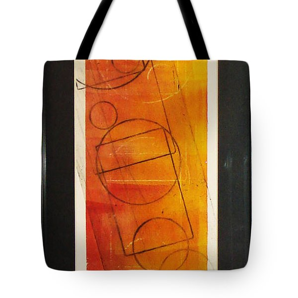 The Choice To Act Or Let Be Tote Bag by Yael VanGruber