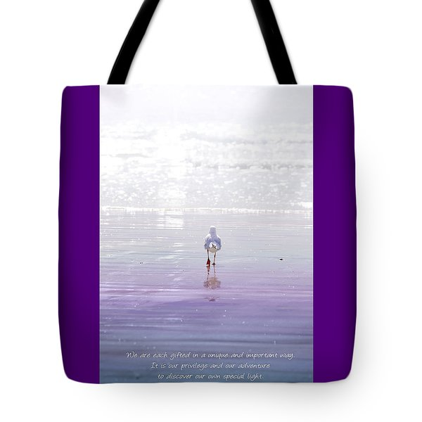 The Chosen One Tote Bag by Holly Kempe
