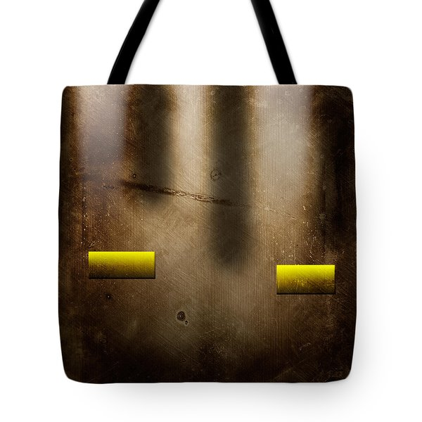 The City Tote Bag by Peter Tellone