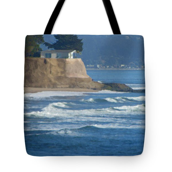 The Cliff House Tote Bag by Deana Glenz