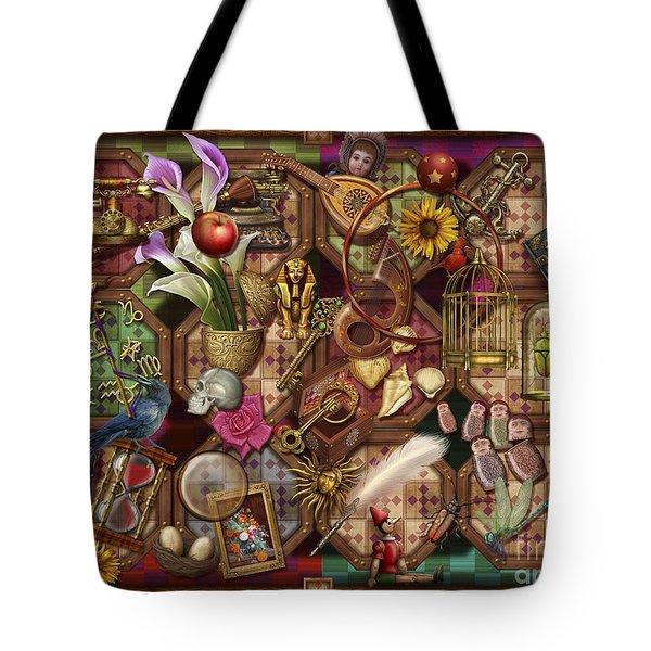 The Collection Tote Bag by Ciro Marchetti