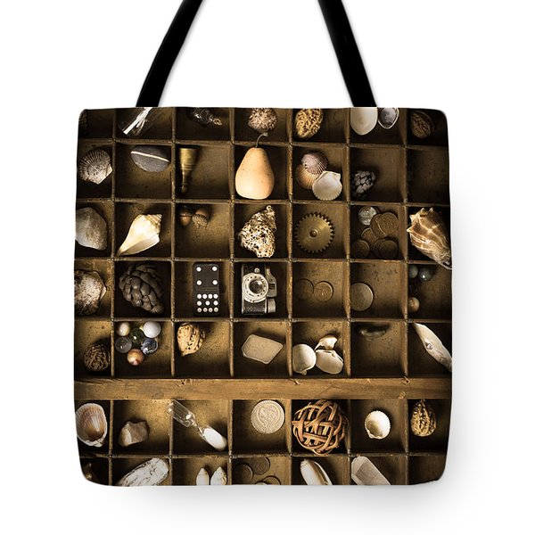 The Collection Tote Bag by Edward Fielding