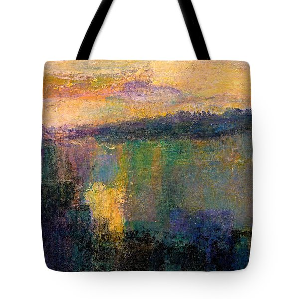 The Colors Of Hope Tote Bag by Jim Whalen