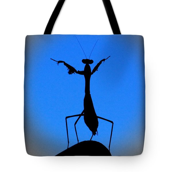 The Conductor Tote Bag by Patrick Witz