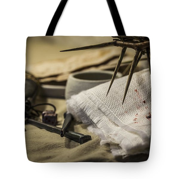 The Cost Of Betrayal Tote Bag by Amber Kresge