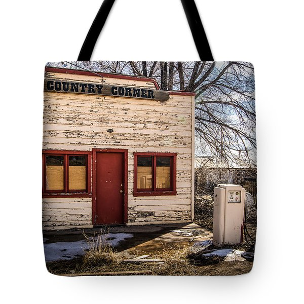 The Country Corner Tote Bag by Bob and Nancy Kendrick
