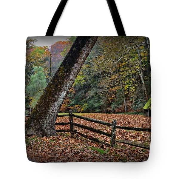 The Country Road Tote Bag by Paul Ward