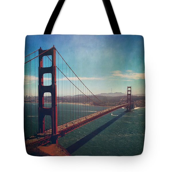 The Crossing Tote Bag by Laurie Search