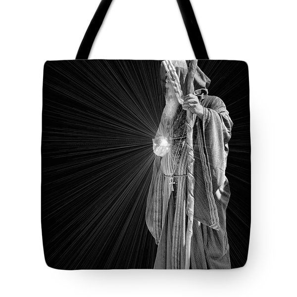 The Crystal Tote Bag by Kristin Elmquist
