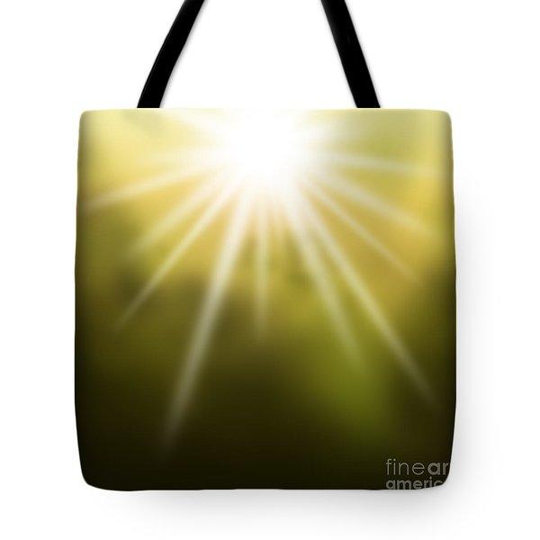 the dawn Tote Bag by ATIKETTA SANGASAENG