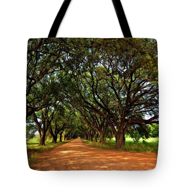 The Deep South Tote Bag by Steve Harrington