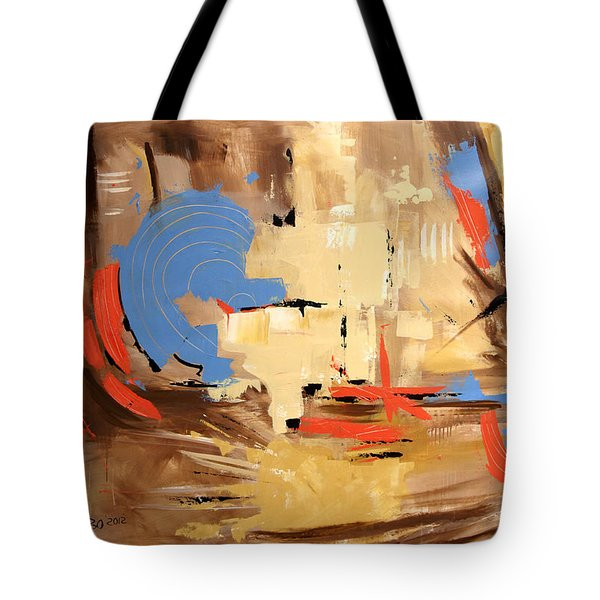 The Deliverer Will Come From Zion Tote Bag by Anthony Falbo
