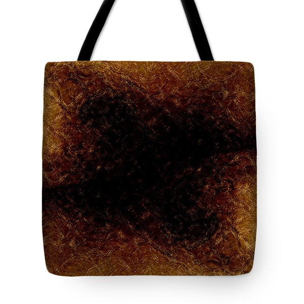 The Descent Tote Bag by James Barnes