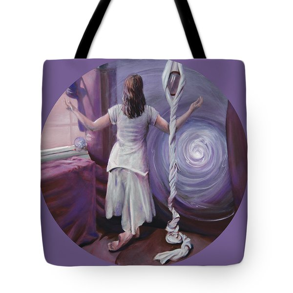 The Devotee Tote Bag by Shelley Irish