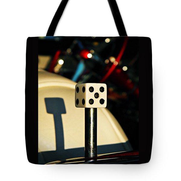 The Die Tote Bag by Chris Berry