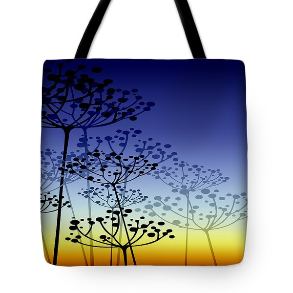 The Dill 3 Version 4 Tote Bag by Angelina Vick