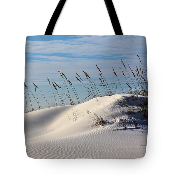 The Dunes of Destin Tote Bag by JC Findley
