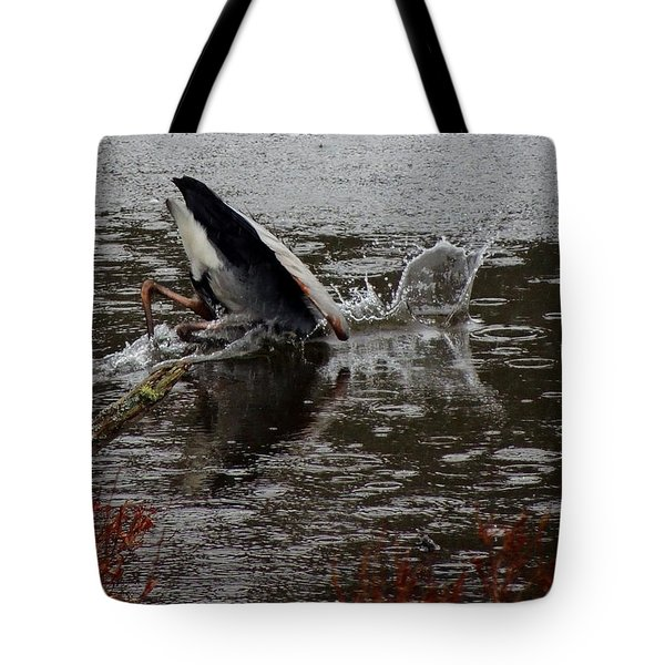 The Dunk Tote Bag by Mim White