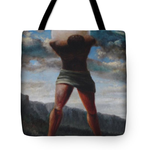 The Egg Of Ron Wood Tote Bag by Genio GgXpress