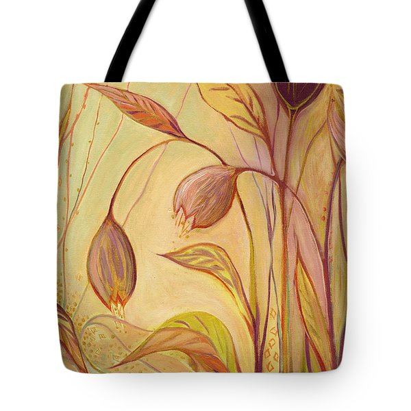 The Enchantment Tote Bag by Jennifer Lommers