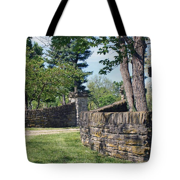 The Entrance Tote Bag by Roger Potts
