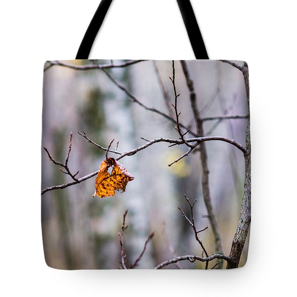 The Essence Of Autumn - Featured 3 Tote Bag by Alexander Senin