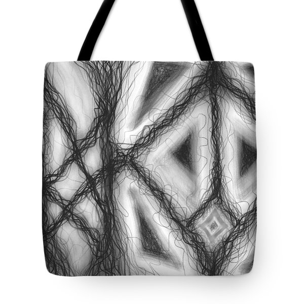 The Expansion Of Energy Is Everywhere Tote Bag by Daina White