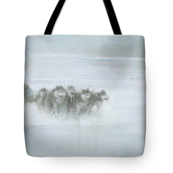 The Explorer Tote Bag by Steve Mitchell