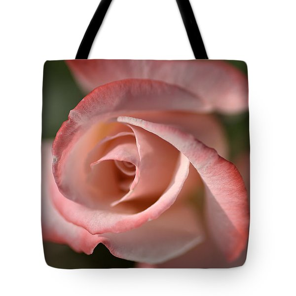 The Eye Of The Rose Tote Bag by Joy Watson