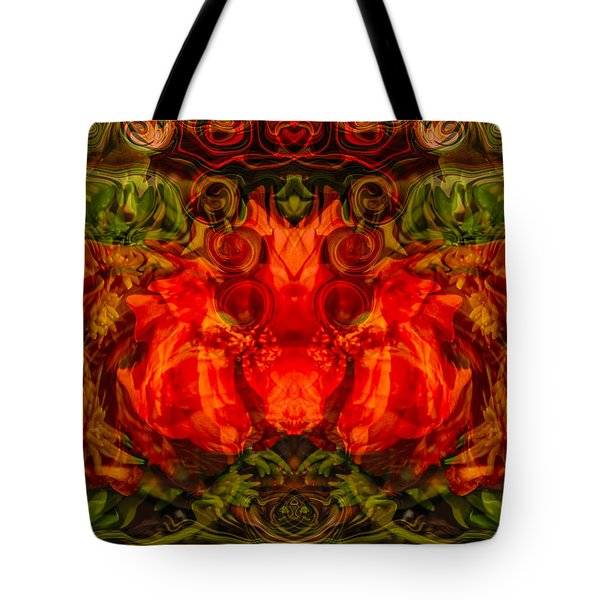 The Fates Tote Bag by Omaste Witkowski