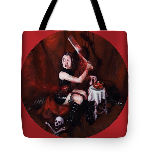 The Fearful Tote Bag by Shelley  Irish