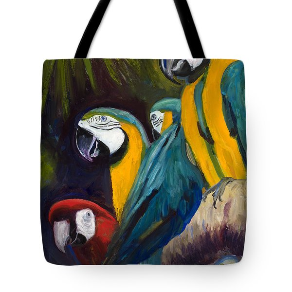 The Feisty One Tote Bag by Billie Colson