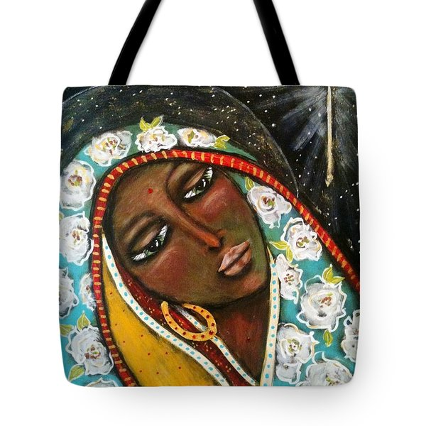 The First Noel Tote Bag by Maya Telford