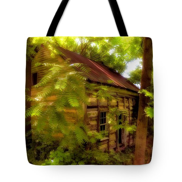 The Fixer-upper Tote Bag by Lois Bryan
