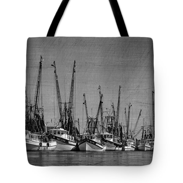 The Fleet Tote Bag by Debra and Dave Vanderlaan
