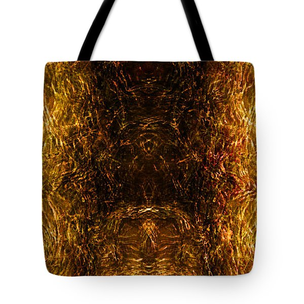 The Forbidden Door Tote Bag by James Barnes
