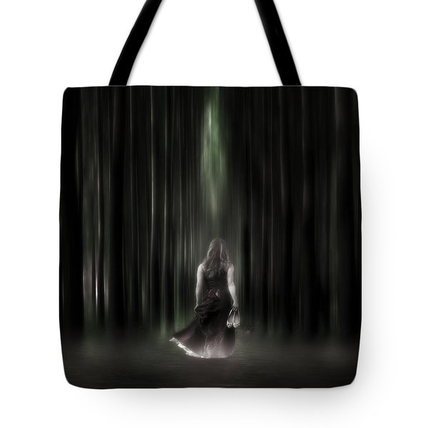 the forest Tote Bag by Joana Kruse