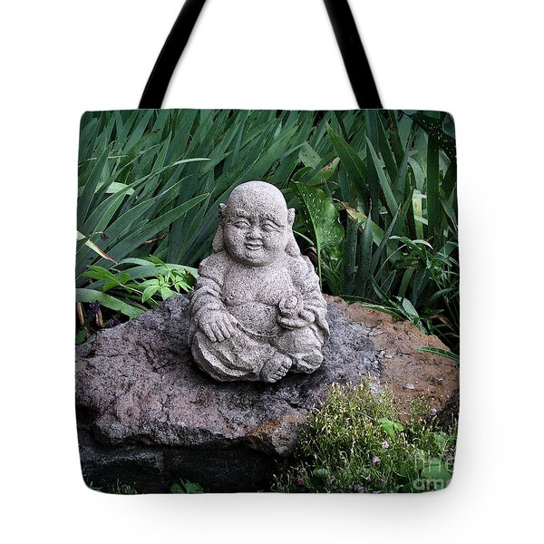 The Garden Keeper Tote Bag by Bedros Awak