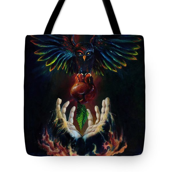 The Gift Tote Bag by Kd Neeley