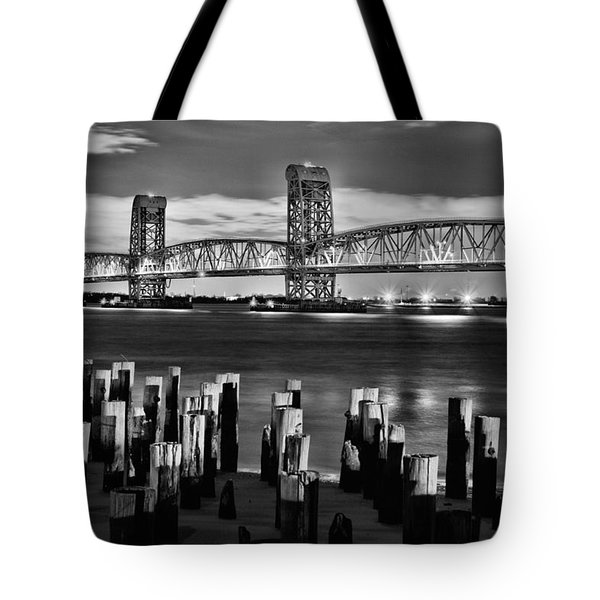 The Gil Hodges Bridge Tote Bag by JC Findley