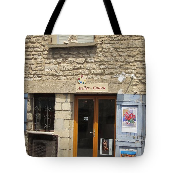The Girl At The Window Tote Bag by Pema Hou