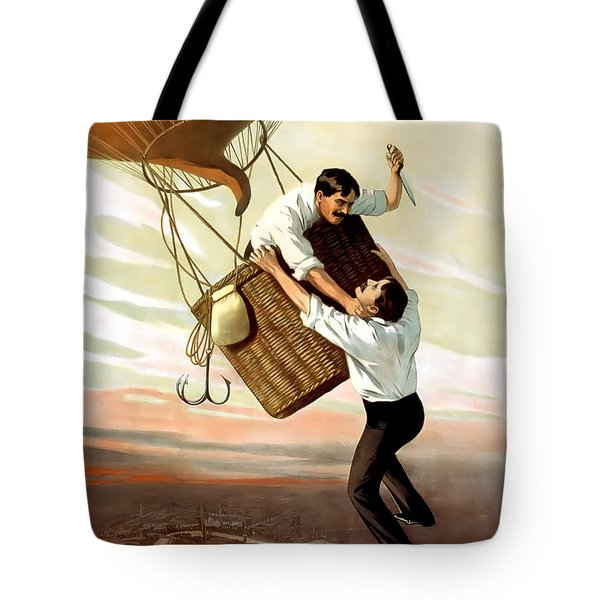 The Great Ruby Tote Bag by Terry Reynoldson