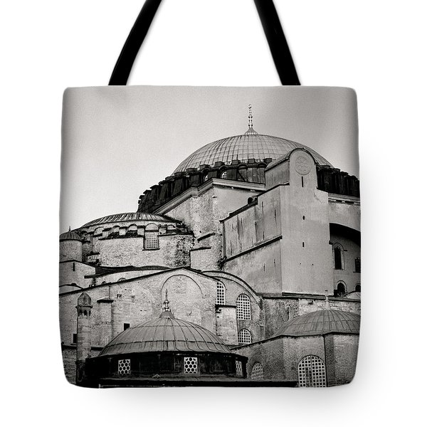 The Hagia Sophia Tote Bag by Shaun Higson