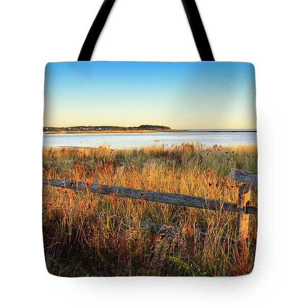 The Harbor Tote Bag by Bill  Wakeley