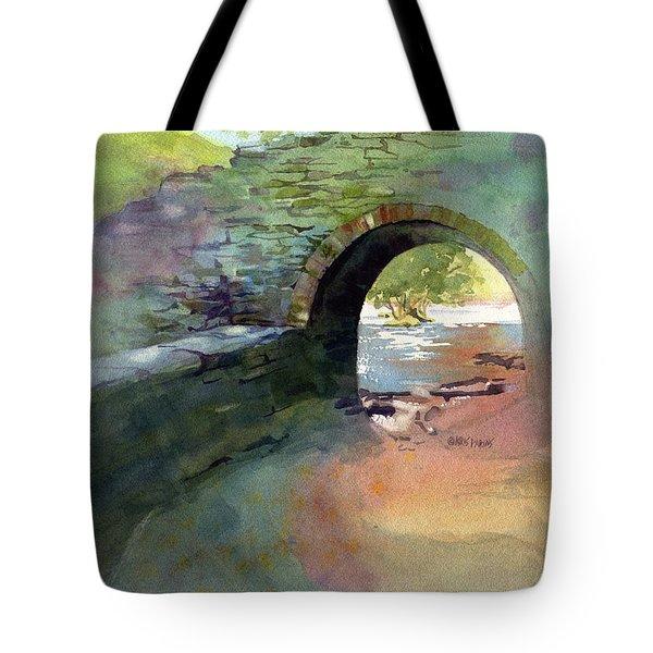 The Headgate Tote Bag by Kris Parins