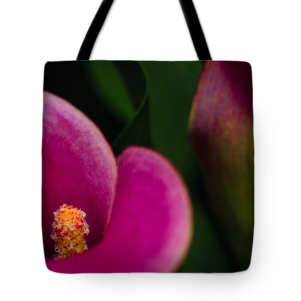 The Heart Of The Lily Tote Bag by Christi Kraft