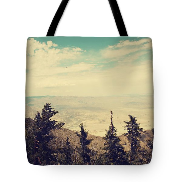 The Heart Soars Tote Bag by Laurie Search