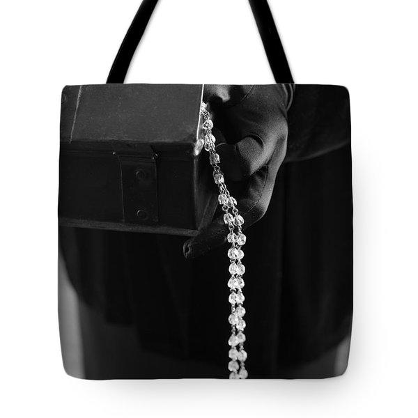 The Heist Tote Bag by Edward Fielding