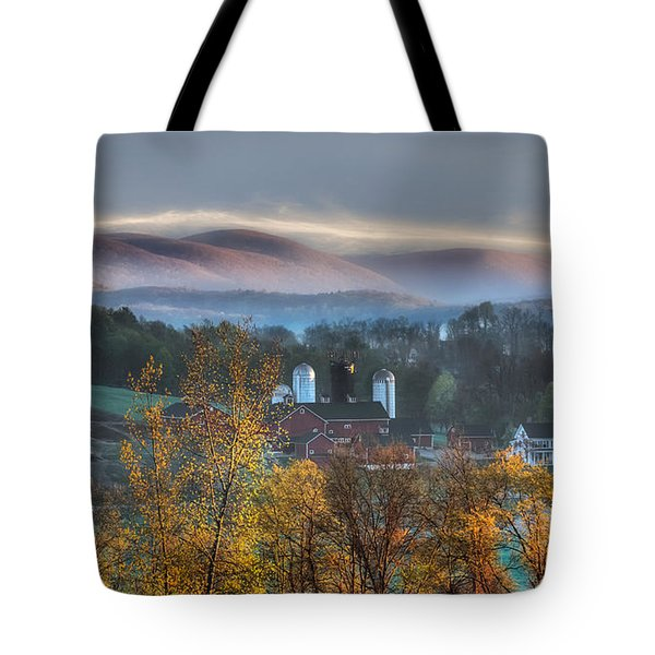 The Hills Tote Bag by Bill  Wakeley